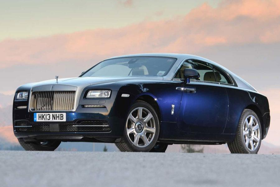2014 Rolls-Royce Wraith Photo 1 of 17