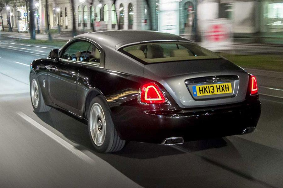 2014 Rolls-Royce Wraith Photo 2 of 17