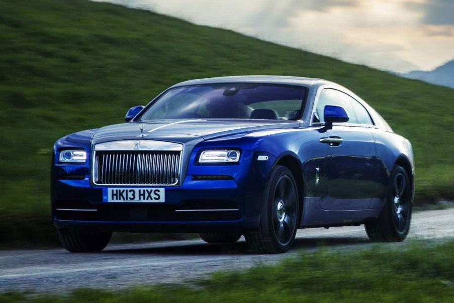 2014 Rolls-Royce Wraith Photo 4 of 17