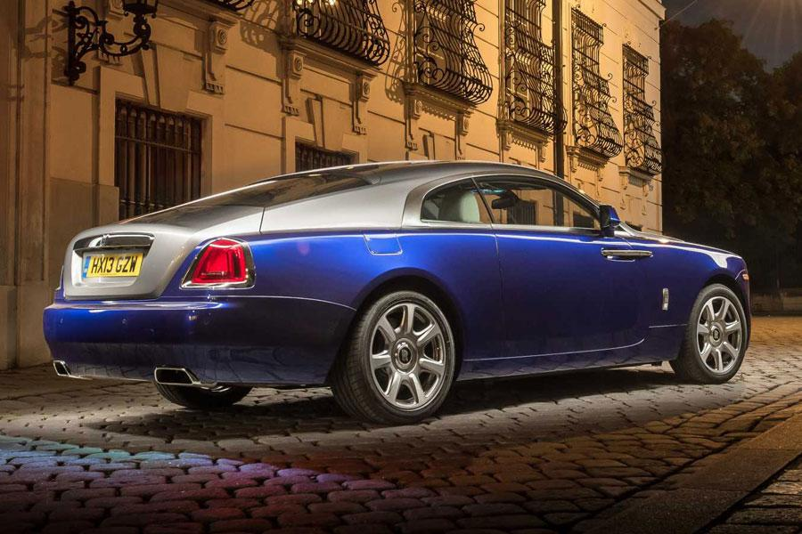 2014 Rolls-Royce Wraith Photo 5 of 17