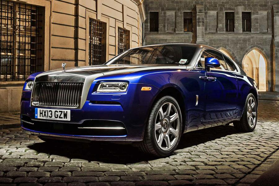 2014 Rolls-Royce Wraith Photo 6 of 17