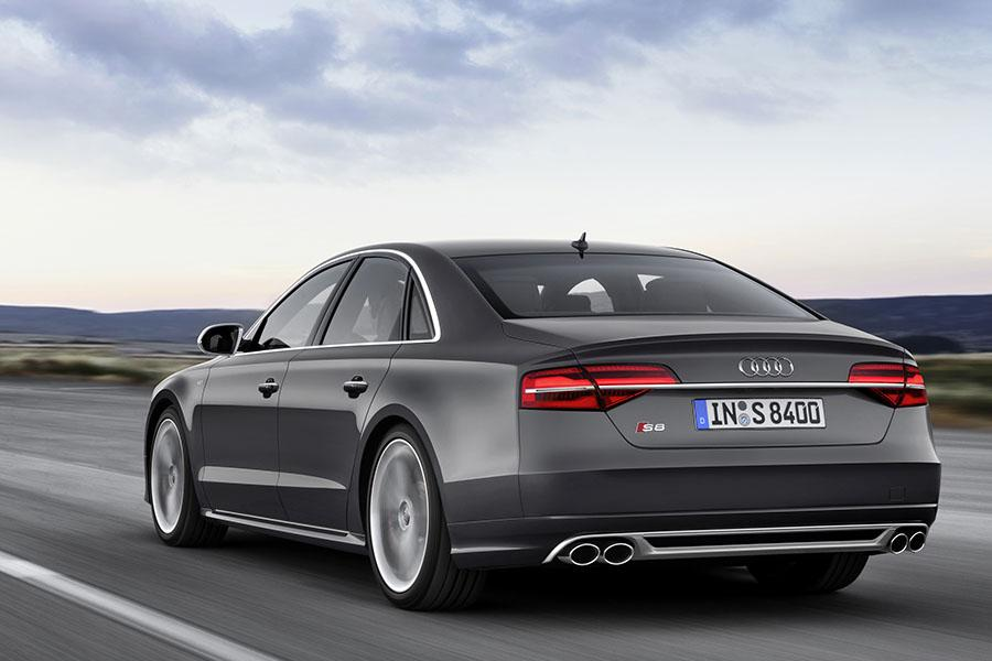 2015 Audi S8 Overview Cars Com