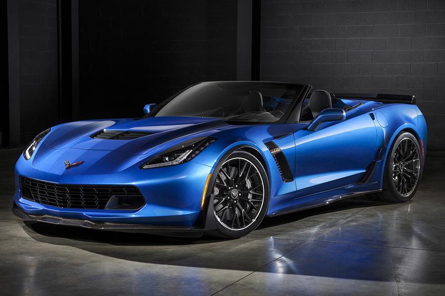 10 - Corvette 2015