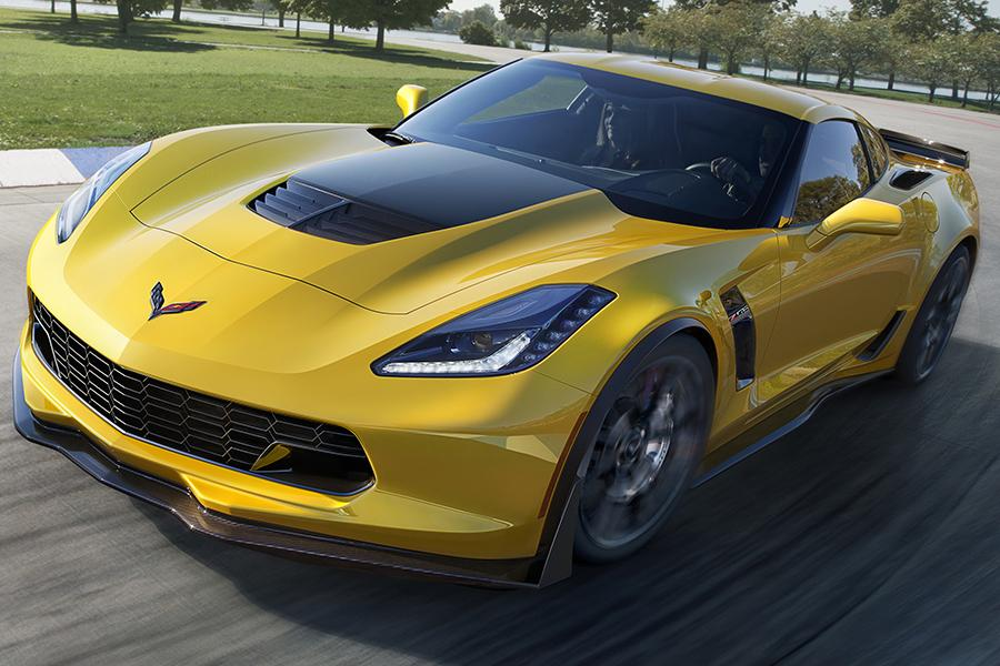 2015 Chevrolet Corvette Photo 1 of 15