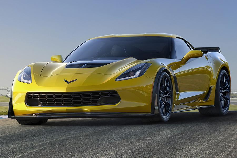 10 - Corvette 2015 Stingray Blue