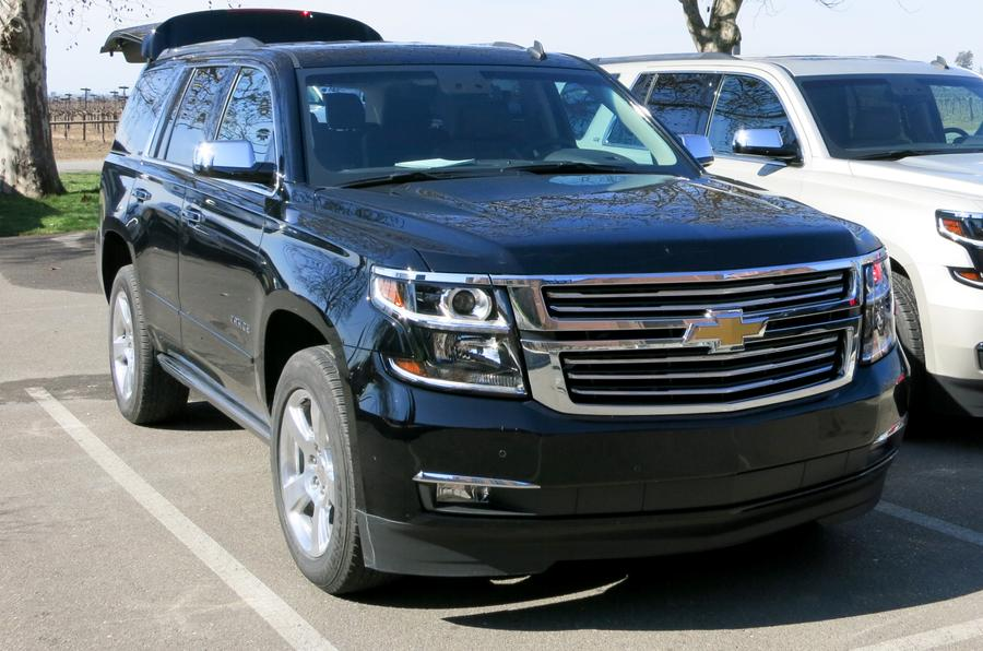 2015 chevrolet tahoe overview. Black Bedroom Furniture Sets. Home Design Ideas
