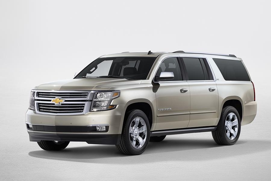 2015 Chevrolet Suburban Photo 5 of 16