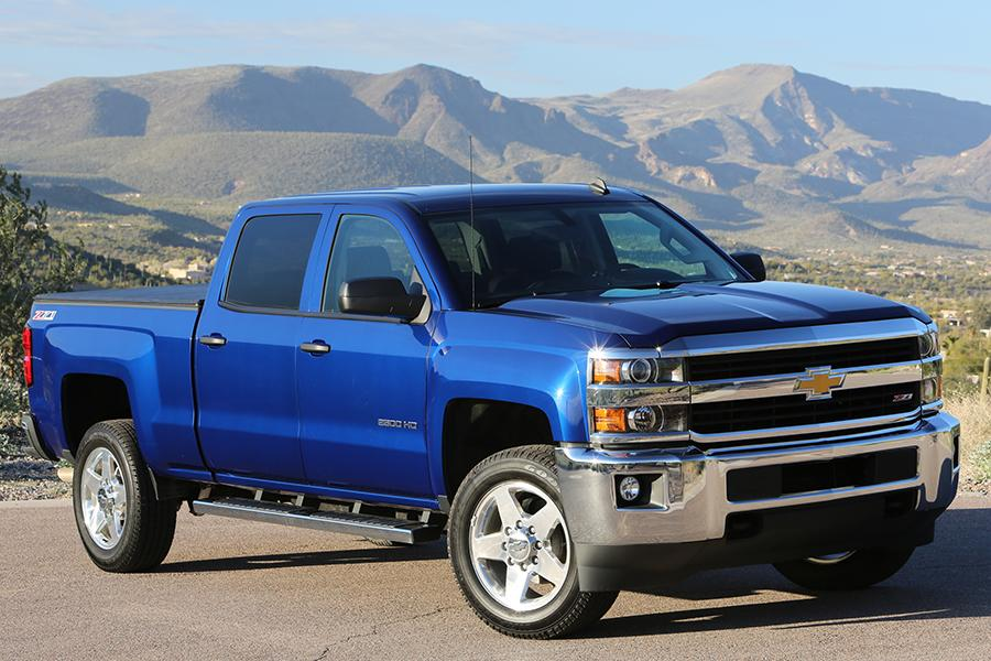 2015 Chevrolet Silverado 2500 Overview