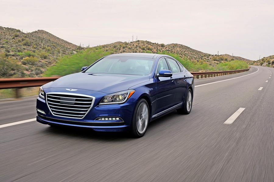 Worksheet. 2015 Hyundai Genesis Overview  Carscom