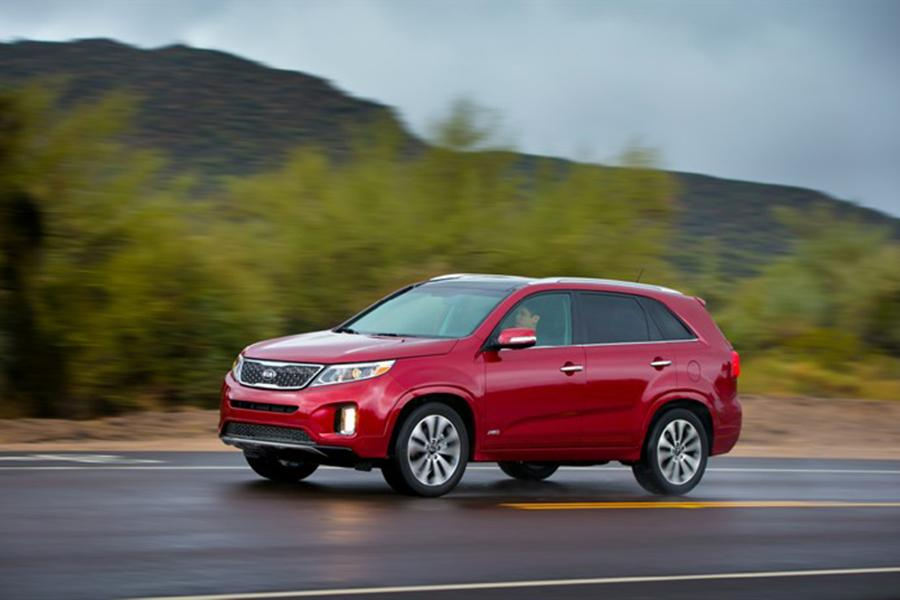 2015 Kia Sorento Photo 3 of 10