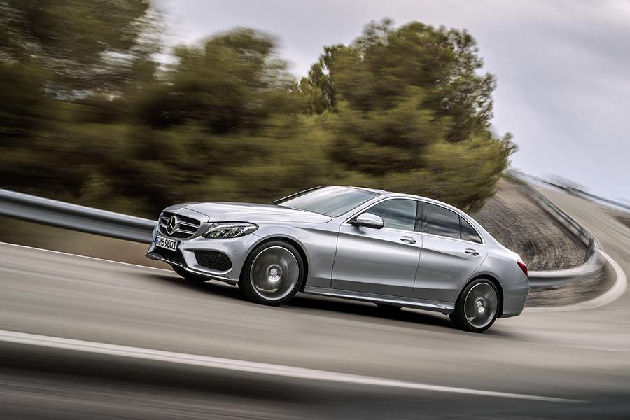 2015 Mercedes-Benz C-Class Photo 5 of 14
