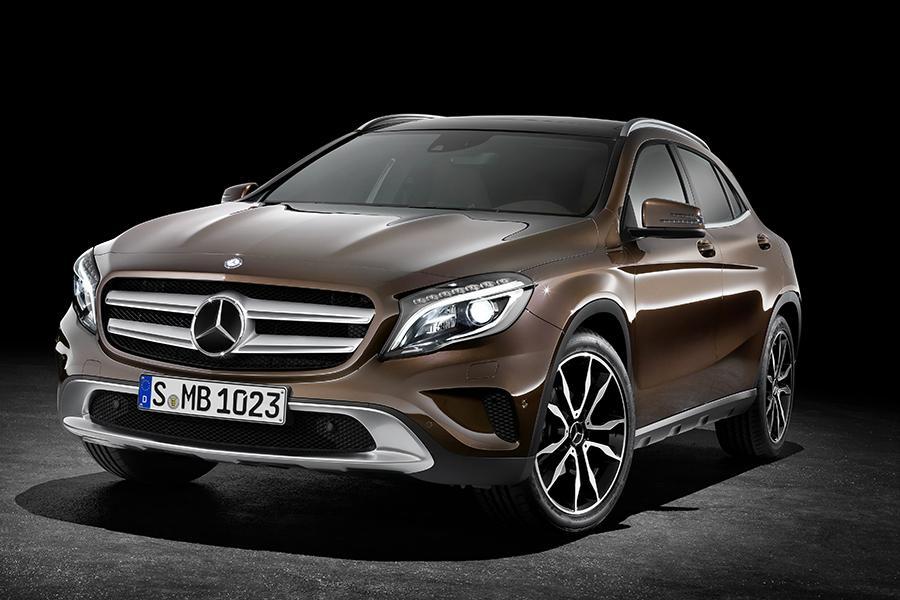 2015 Mercedes-Benz GLA-Class Photo 2 of 22