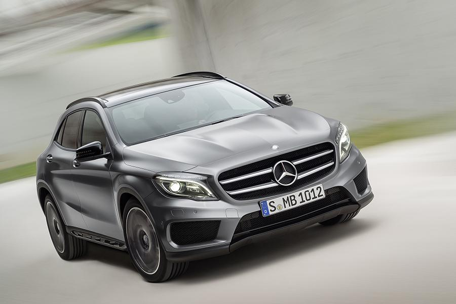 2015 Mercedes-Benz GLA-Class Photo 5 of 22