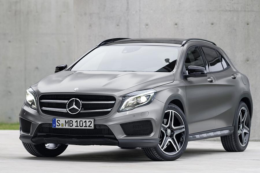 2015 Mercedes-Benz GLA-Class Photo 1 of 22