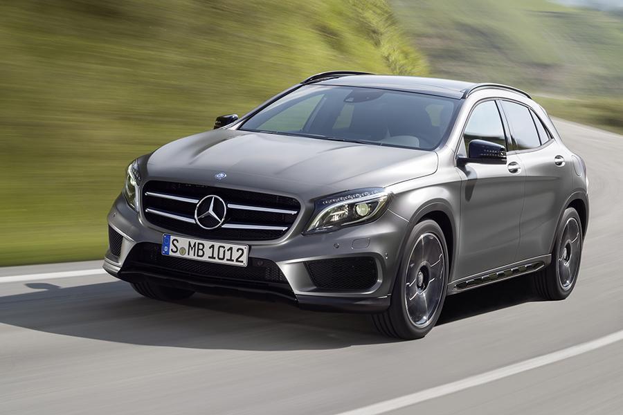 2015 Mercedes-Benz GLA-Class Photo 4 of 22