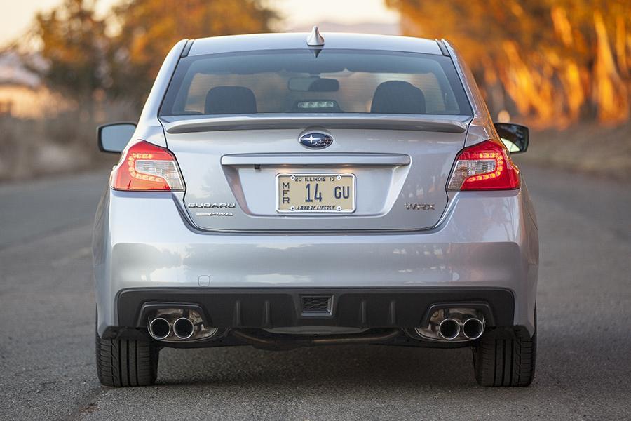 2015 Subaru WRX Photo 4 of 73
