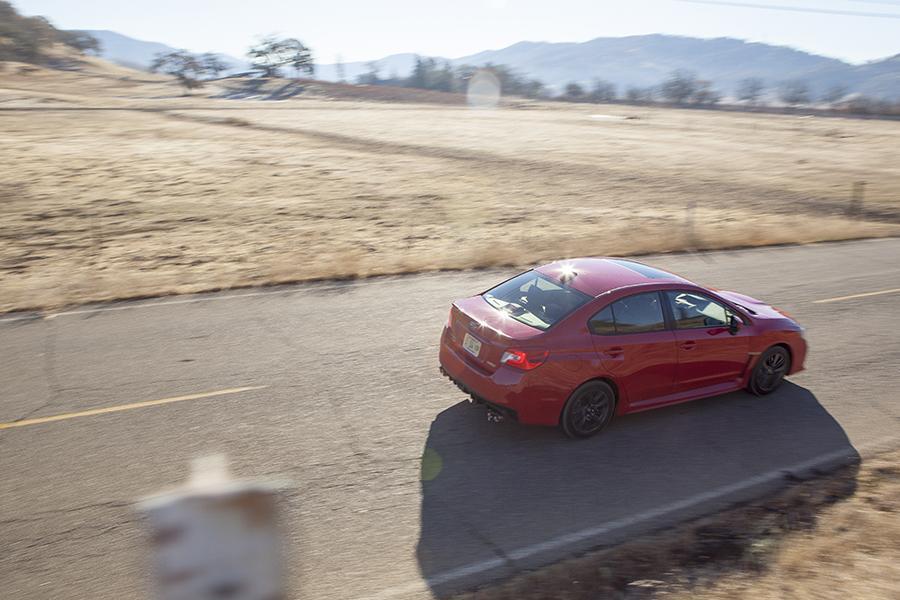 2015 Subaru WRX Photo 5 of 73