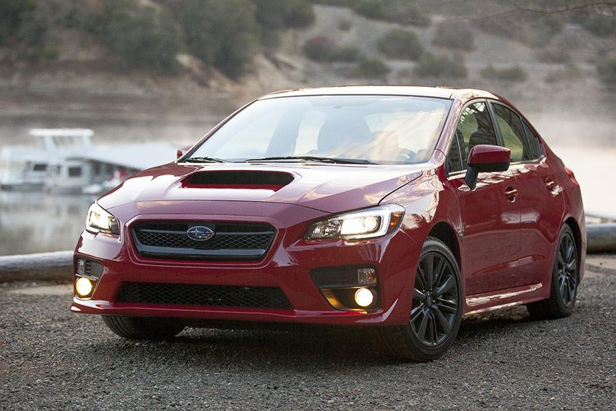 2015 Subaru Wrx Overview Cars Com