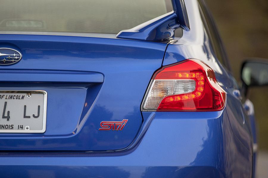 2015 Subaru WRX STI Photo 4 of 28