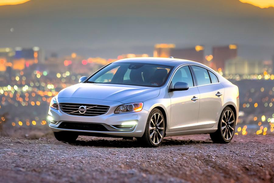 2015 Volvo S60 Photo 1 of 28