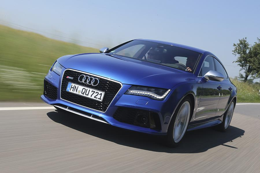 2014 Audi RS 7 Photo 1 of 29