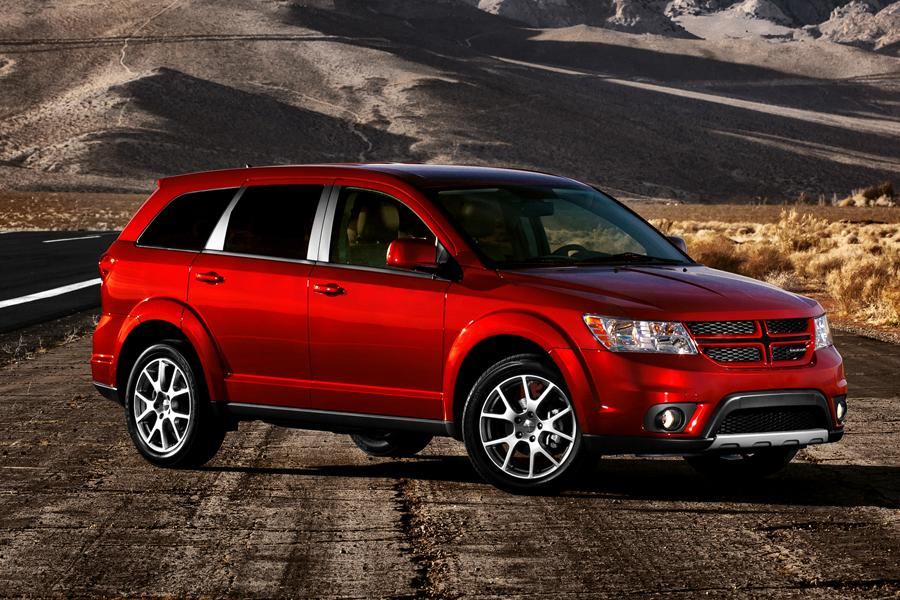 2014 Dodge Journey Photo 1 of 9