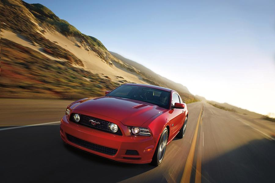 2014 Ford Mustang Photo 4 of 12