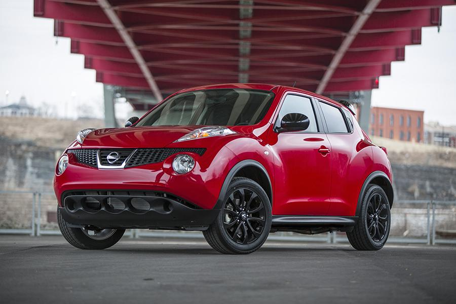 2014 Nissan Juke Photo 1 of 22