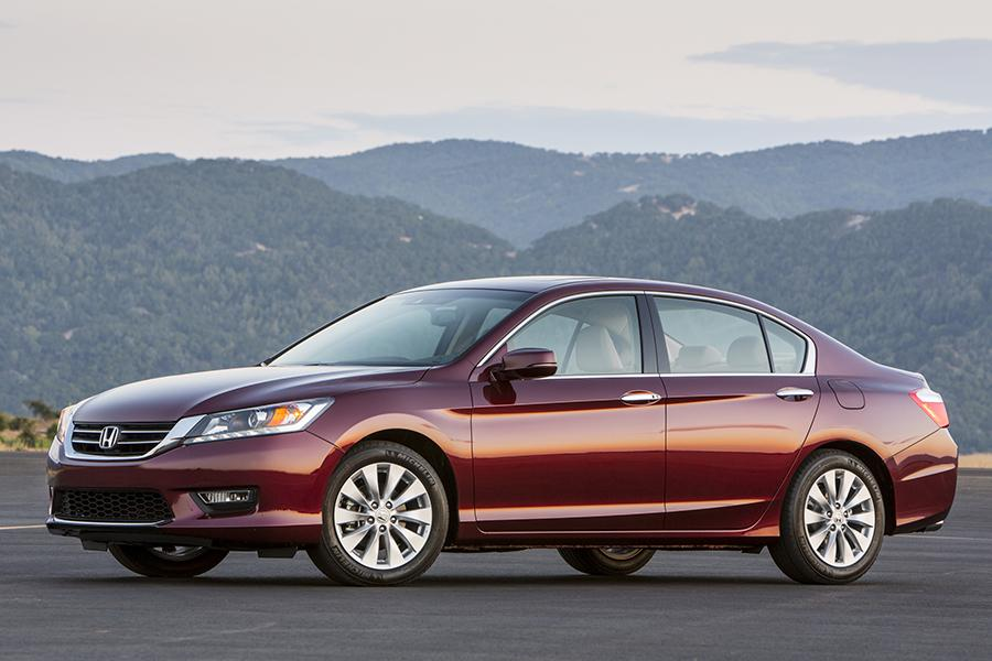 2014 Honda Accord Overview Cars Com