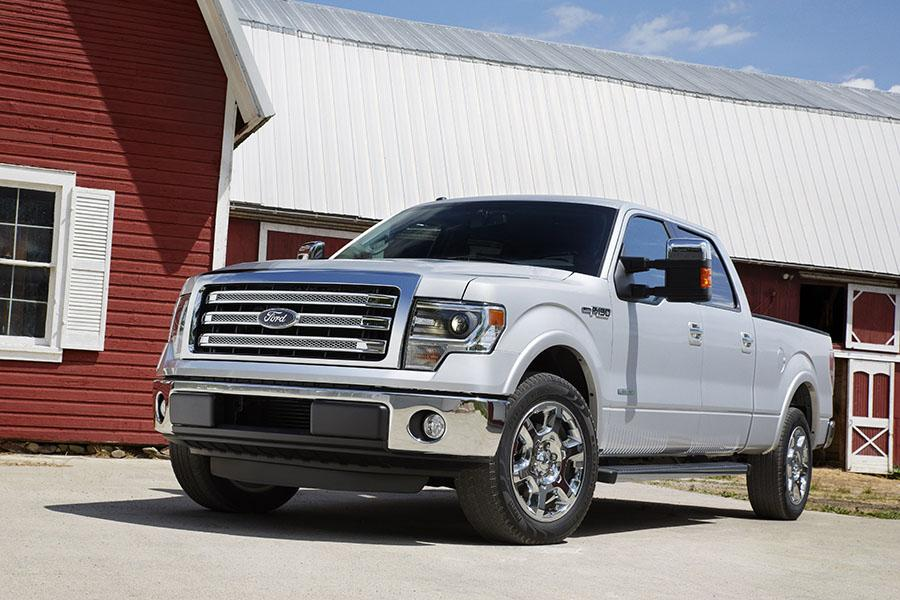 2014 Ford F-150 Photo 1 of 16