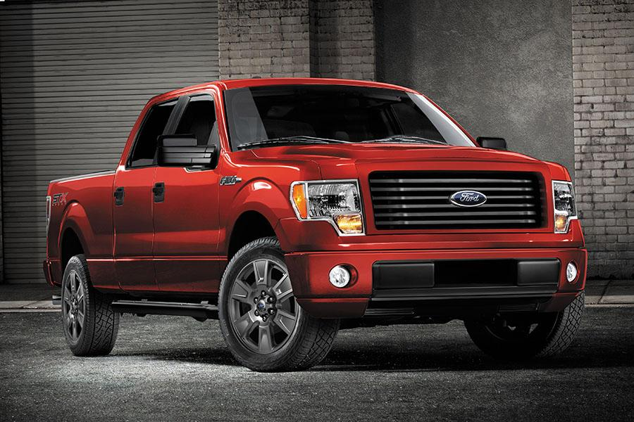 2014 Ford F-150 Photo 4 of 16