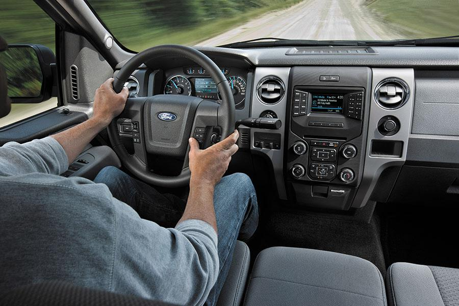 2005 Ford F 150 Xl >> 2014 Ford F-150 Reviews, Specs and Prices | Cars.com