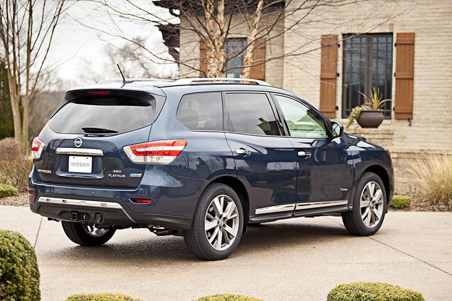 2014 Nissan Pathfinder Specs, Pictures, Trims, Colors ...