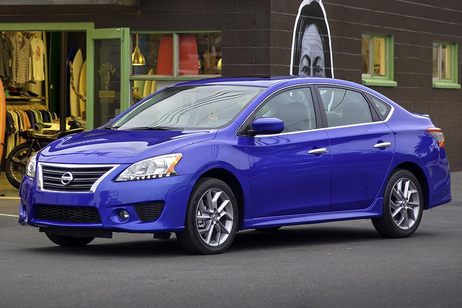 2014 Nissan Sentra Reviews Specs And Prices Cars Com