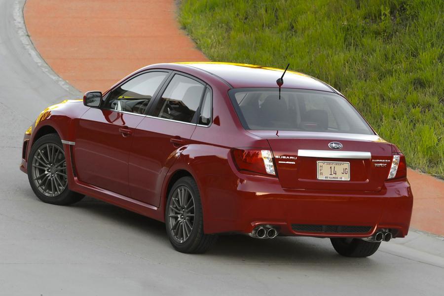 2014 Subaru Impreza WRX Photo 2 of 15