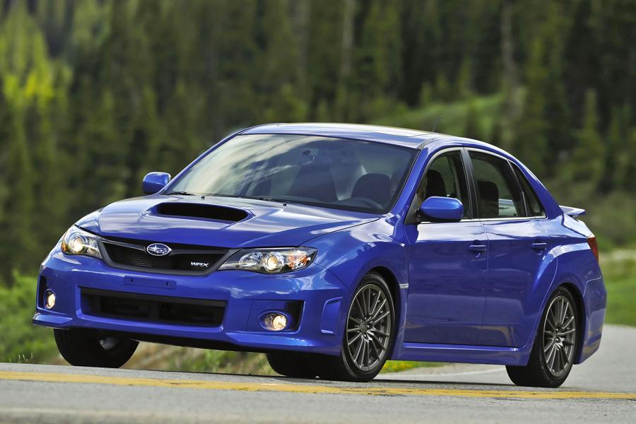 2014 Subaru Impreza Wrx Overview Cars Com