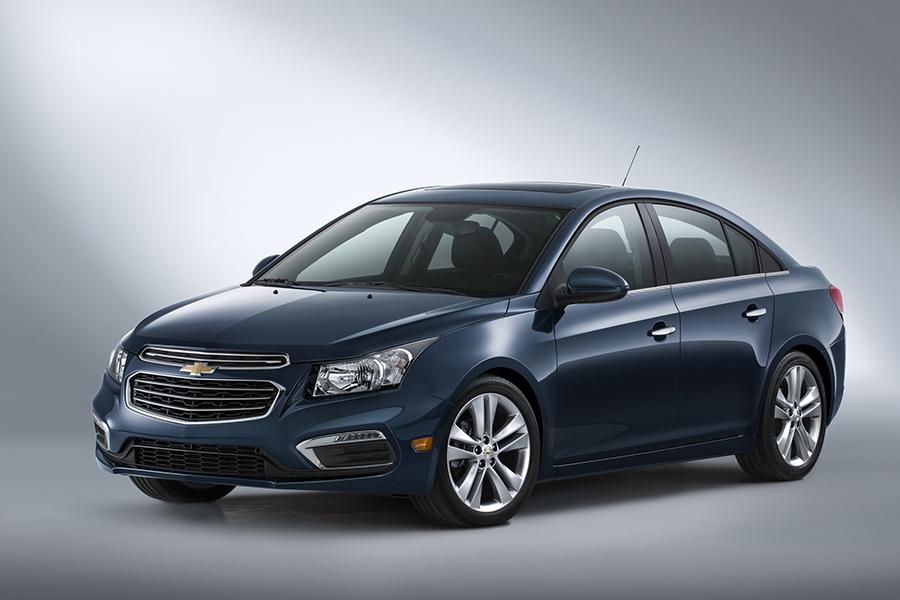 2015 Chevrolet Cruze Photo 1 of 9