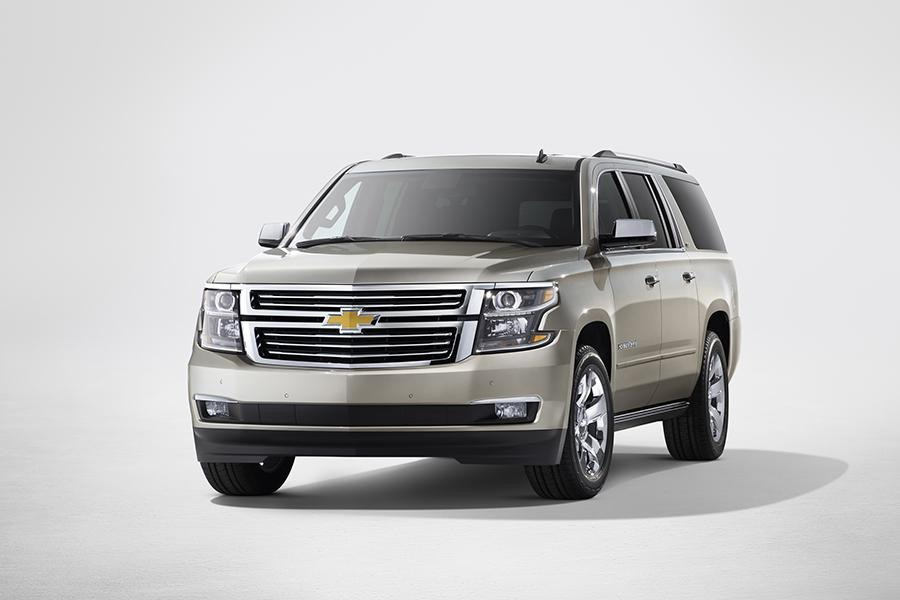 2015 Chevrolet Suburban Photo 1 of 16