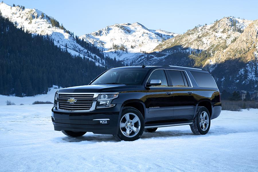 2015 Chevrolet Suburban Specs, Pictures, Trims, Colors ...