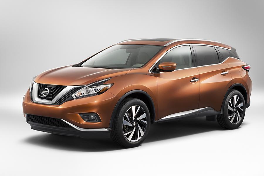 2015 Nissan Murano Photo 3 of 15