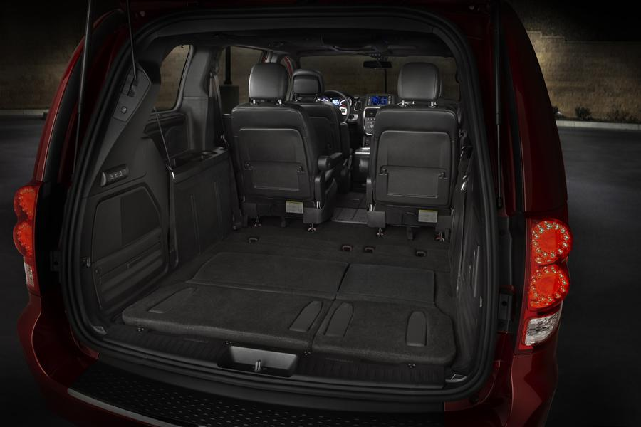 2014 Dodge Grand Caravan Overview Cars Com