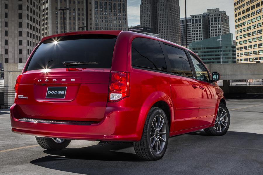 2014 Dodge Grand Caravan Overview Cars Com