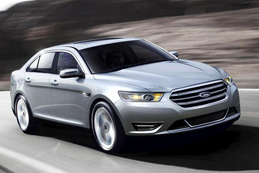 2014 Ford Taurus Photo 3 of 13