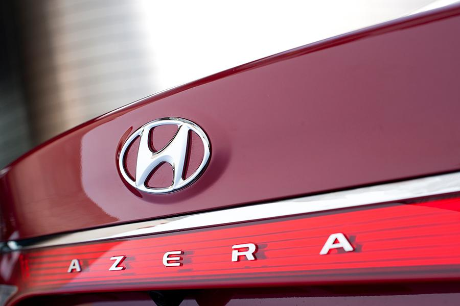 2014 Hyundai Azera Photo 3 of 29