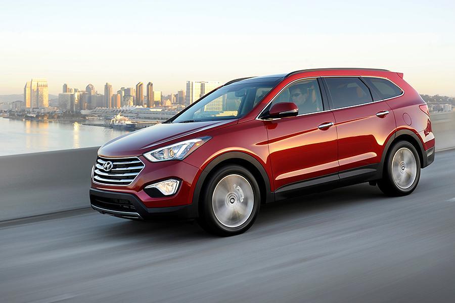 2014 Hyundai Santa Fe Photo 5 of 14
