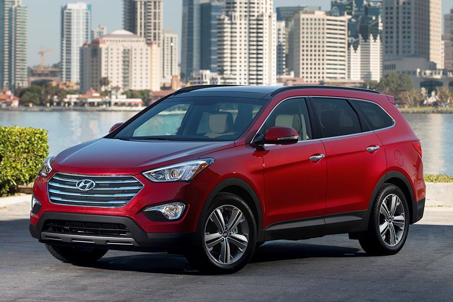 2014 Hyundai Santa Fe Photo 1 of 14