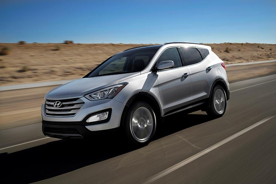 2014 Hyundai Santa Fe Sport Photo 3 of 11