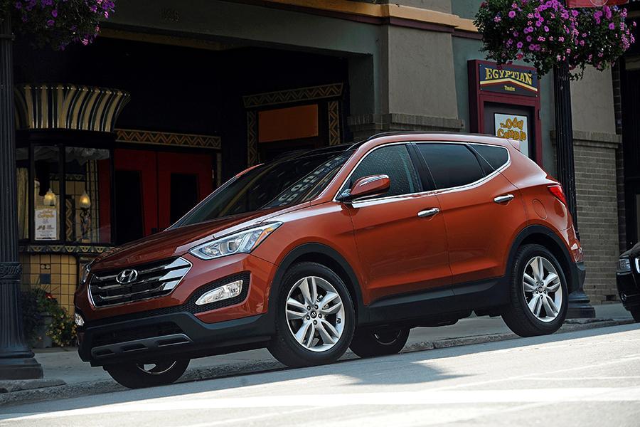 2014 Hyundai Santa Fe Sport Photo 6 of 11