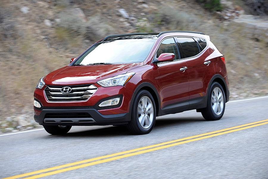 2014 Hyundai Santa Fe Sport Photo 1 of 11