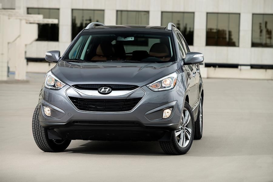 2014 Hyundai Tucson Photo 3 of 33